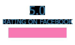 5 Stars Rating on Facebook | Reiki Dome