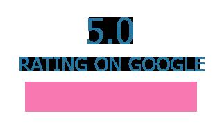 5 Stars Rating on Google | Reiki Dome